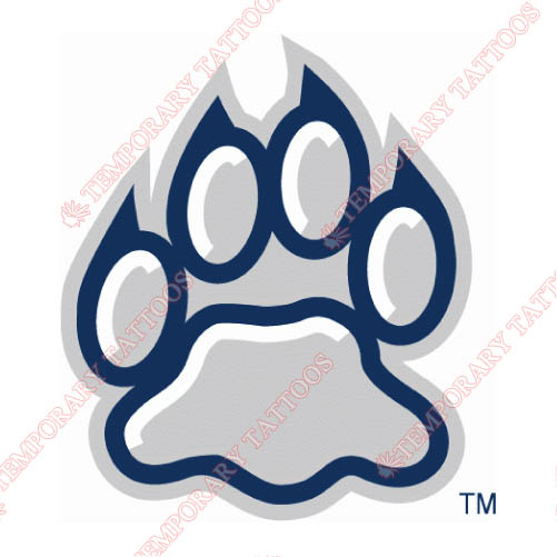New Hampshire Wildcats Customize Temporary Tattoos Stickers NO.5413